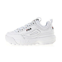 FILA Disruptor 2 Unisex Running Shoes Sports Athletic Sneakers White FS1... - $79.99