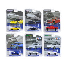 General Motors Collection Series 2, 6pc Set 1/64 Diecast Model Cars  by ... - $49.05