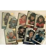 2000-01 Upper Deck ICE Ice Gallery Full Set Insert Hockey Cards #IG1-IG9 - £7.21 GBP