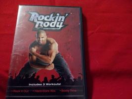 ROCKIN BODY WORKOUT DVD - $8.00