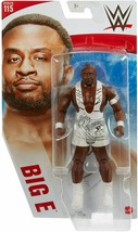 Mattel WWE Basic Series 115 Big E Action Figure New Day - $11.95