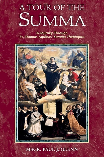 A tour of the summa a journey through st. thomas aquinas  summa theologica 0127x