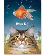 Leanin' Tree DREAM BIG Flex Magnet - $5.49
