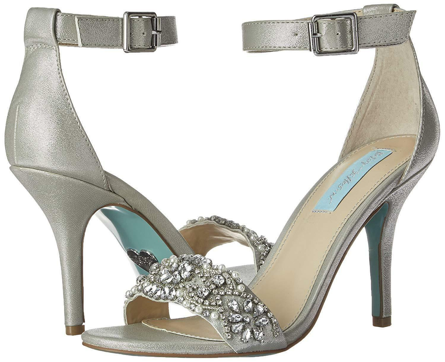 Blue by Betsey Johnson Women's Sb-Gina Dress Sandal image 7