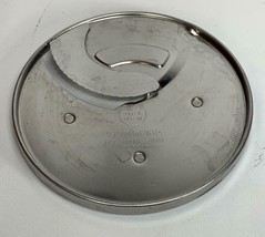 Cuisinart 7 Cup Food Processor Serated Slicer Disc Model  DLC-10 DLC-8 DLC-844TX - $17.86
