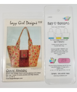 Gracie Purse Handbag Pattern Lazy Girl Designs Includes Acrylic  Bottom ... - $23.84 CAD
