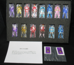 Power Rangers Ranger Key Set Complete Edition Bandai Power Rangers - $148.94