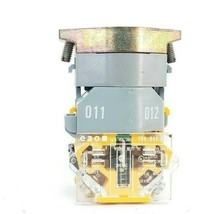 EAO 704.901.5/A SWITCHING ELEMENT W/ 704.950.0 LAMP SOCKET image 1