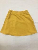 HM Women's Small Yellow Skirt  - $12.85