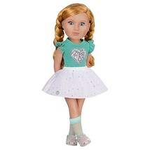 Glitter Girls by Battat – Sparkling with Style Glittery Top and Skirt Re... - $13.06
