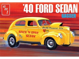 AMT 1:25 Scale 1940 Ford Sedan 'Spic n Span Sedan' - 1088 - $25.30