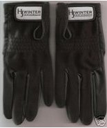 HJ Mens Winter Performance Golf Glove Pair  Size Small  - $18.06