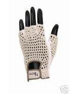 HJ Mens Half-Finger Golf Glove Small Left Hand - $9.26
