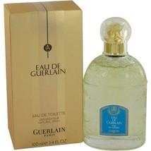 Guerlain Eau De Guerlain 3.3 Oz Eau De Cologne Spray image 4