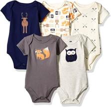 Hudson Baby Unisex Cotton Bodysuits - $22.93