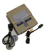 Super Nintendo Entertainment System - $94.25