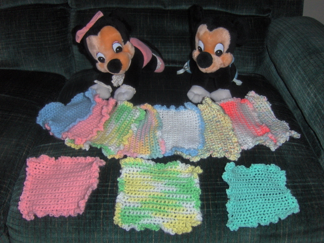 Baby crochet cloths 007