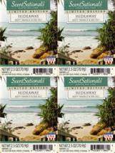 ScentSationals Hideaway Wax Cubes - 4-Pack - $24.45