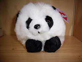 Puffkins Bean Bag Plush - Peter The Panda - $22.49