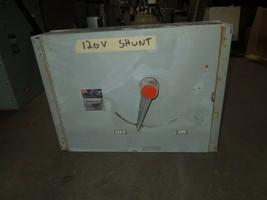 FPE QMQB7036RST46 600A 3p 600V Fusible Switch Unit w/ 120V Shunt Trip Used - $3,250.00