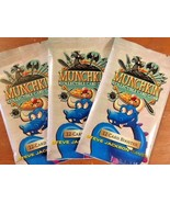 Munchkin - Collectible Card Game - 3 Booster Packs    -=NEW=- - $9.45