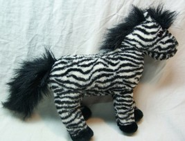 "Ty Classics Nice Zebra 11"" Plush Stuffed Animal Toy 1999 - $18.32"