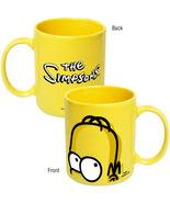 Simpsons Homer Head Ceramic Coffee Mug - New - FREE SHIPPING - $19.25