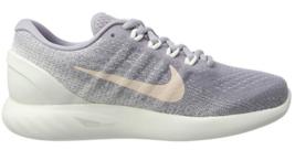 Nike Lunarglide 9 Größe 10 M (B) Gr.42 Damen Laufschuhe Lila 904716-502