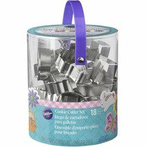 Wilton Easter 18 Pc Metal Cookie Cutter Tub Set - $16.99