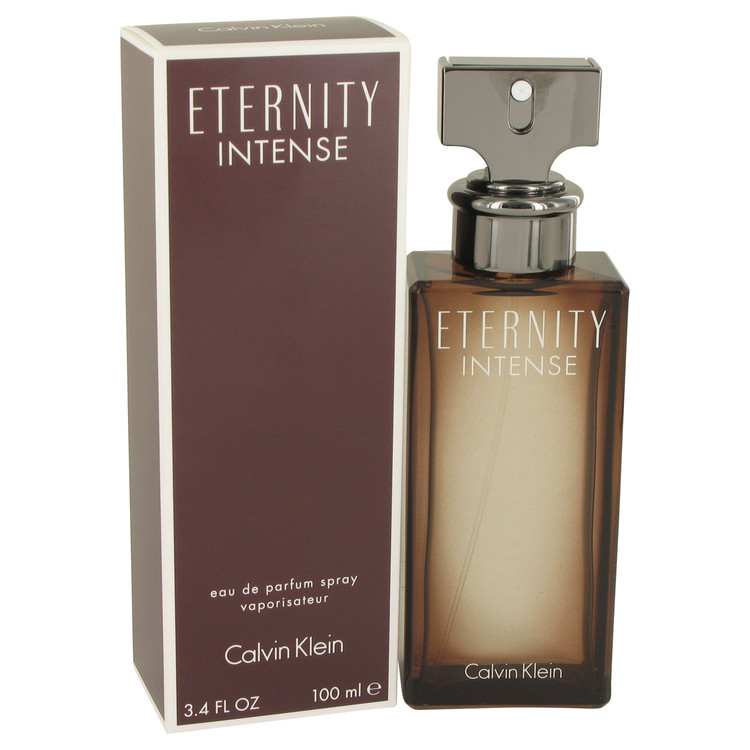 Calvin klein eternity intense 3.4 oz perfume
