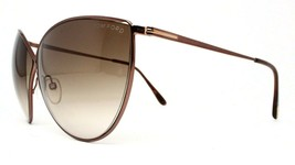 New Tom Ford TF251 36F Brown Authentic Sunglasses 66-5-130 - $106.65