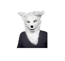 Thumbsup UK, Mr. Fox Mask, Moving Mouth, Plush Faux Fur - $106.95