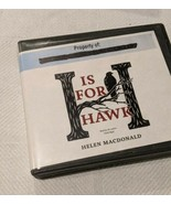 H Is for Hawk by Helen Macdonald 2015 Unabridged CD 9781481530965 - $9.01