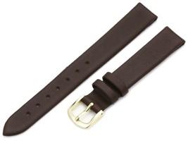 Hadley-Roma Women's LSL712RA 100 Genuine Leather Strap Watchband Br... SHIPSFREE - $9.01