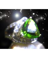 Haunted RING KING SOLOMON'S TRANSFORMING WEALTH MALE DJINN Genie VESSEL ... - $272.77