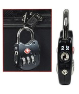 TSA Approved 3-Dial Combination Luggage Lock-Get Through Airport Securit... - $10.44