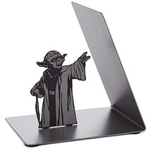 Hallmark Star Wars Yoda Metal Bookend Desk Accessories Movies & TV; Sci-Fi - $24.57