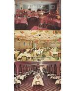 Vintage Restaurant Postcards Lot of 20 Roadside Cards - $16.82
