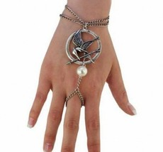 The Hunger Games Mockingjay Ring Bracelet - $6.79