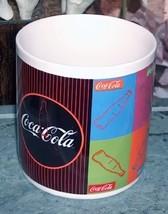 Coca Cola Ceramic Coffee Mug - £5.09 GBP
