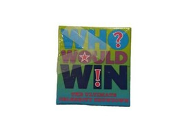 Trivia Card Game - Who Would Win - The Ultimate Celebrity Showdown by GA... - $13.21