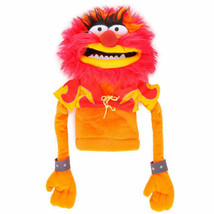 "FAO SCHWARZ ANIMAL FROM THE MUPPETS PUPPET FROM TOYS R US NEW NWOT 11"" P... - $75.23"