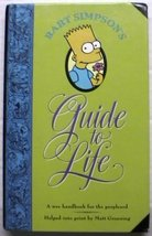 Bart Simpsons Book ,Guide To Life, First Edition 1993 - $10.00