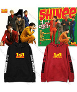 Kpop SHINEE 5th Album 1of1 Cap Hoodie Unisex Sweater Pullover Onew Sweat... - $20.99