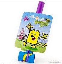 WOW WOW WUBBZY Party Banner Decoration Blowouts Birthday Favor Supplies Whistles - $5.79