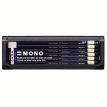 Tombow Pencil pencil mono 6B MONO-6B 1 dozen - $13.70