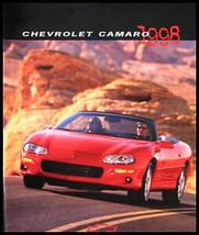 1998 Chevrolet Chevy Camaro, SS Z28 Deluxe Brochure - $8.32