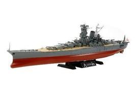 TAMIYA 1/350 Japanese Battleship Yamato Model Kit from JAPAN NEW F/S - $107.81