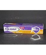 Poligrip For Partials Denture Adhesive Cream 2.1 Oz. Zinc Free New (h) - $49.49