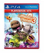 Little Big Planet 3 Hits - PlayStation 4 [video game] - $22.28